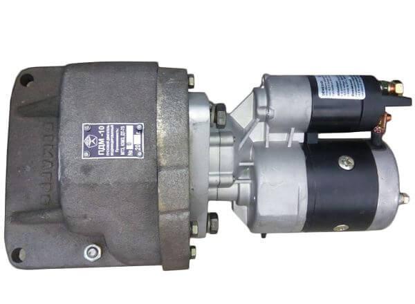 Переоборудование под стартер трактор МТЗ (Двига.: 3 300.