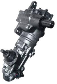 Рулевое управление трактора МТЗ 82 - рулевая колонка.